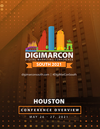 DigiMarCon Houston 2021 Brochure