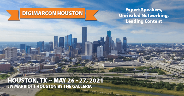 DigiMarCon Houston 2021