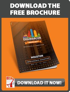 Download DigiMarCon Houston 2021 Brochure